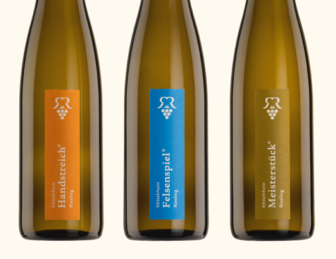 The three Charta Wines | © MRC