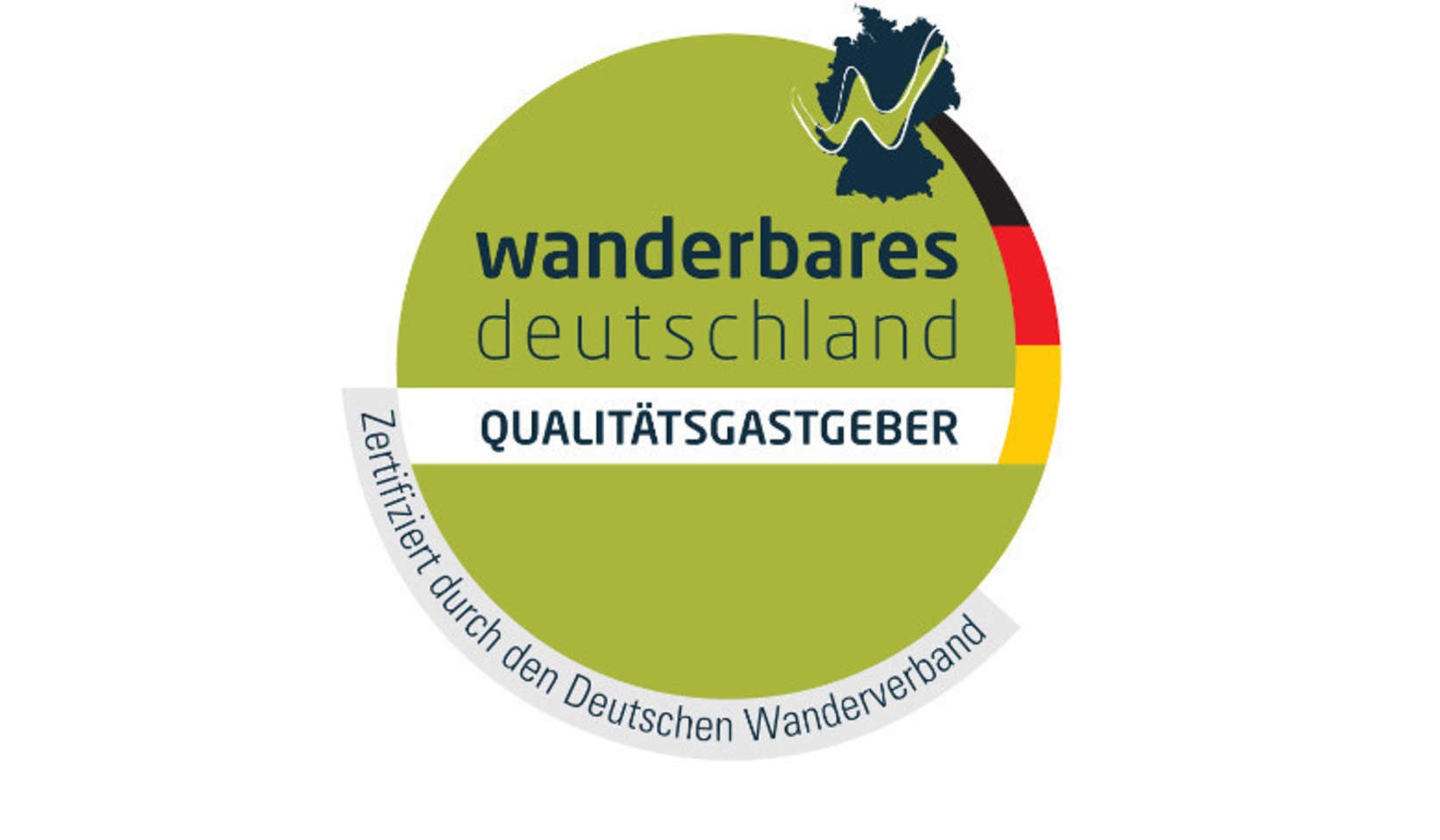 Qualitätsgastgeber Wanderbares Deutschland